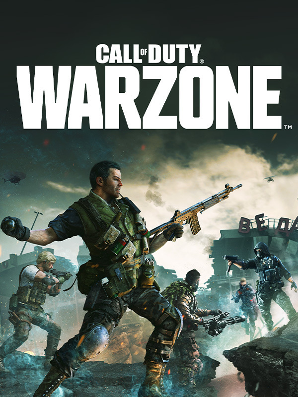 Game: Call of Duty: Warzone