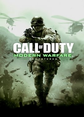 Call of Duty: Modern Warfare Remastered logo