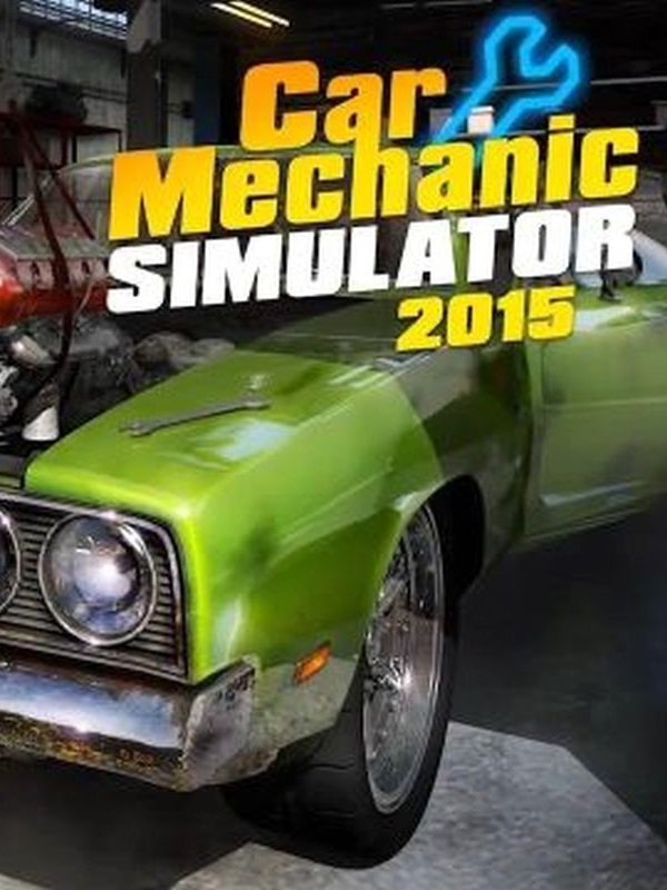 Game: Car Mechanic Simulator 2015