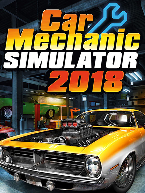 Car Mechanic Simulator 2018 Twitch