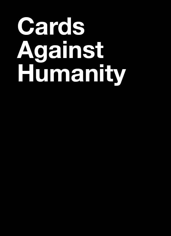 Cards Against Humanity Twitch