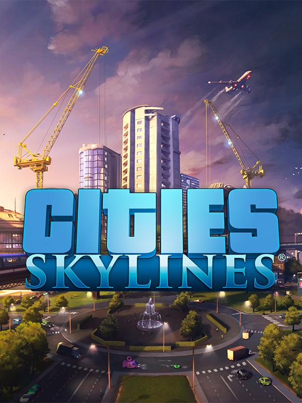 Cities: Skylines - Twitch