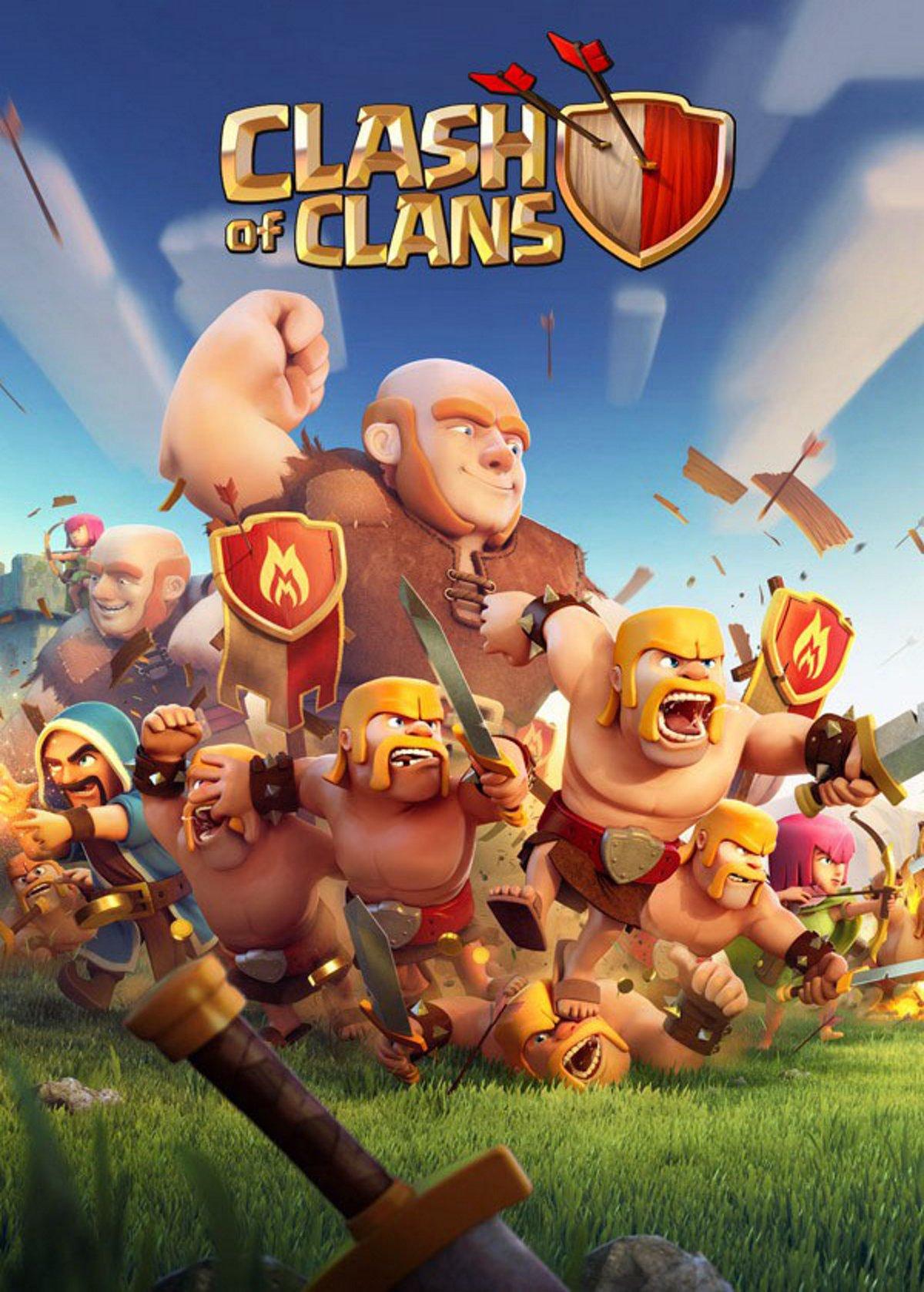 Clash Of Clans Wallpapers - WeNeedFun