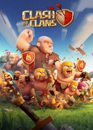 View stats for Clash of Clans