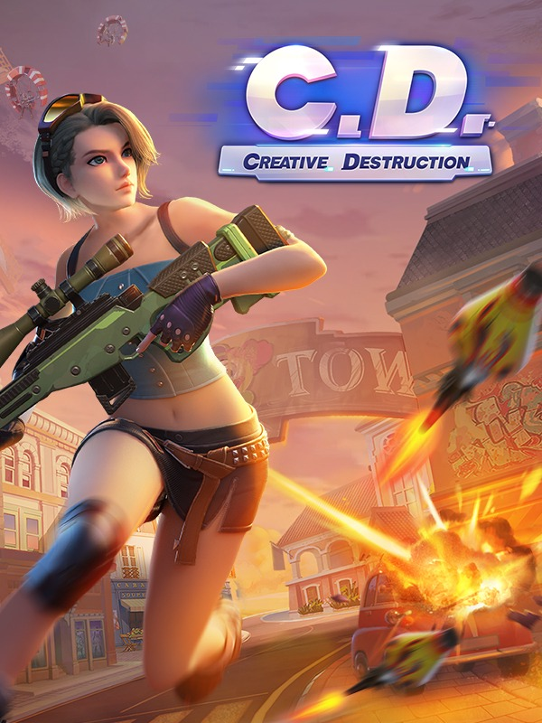 Game: Creative Destruction