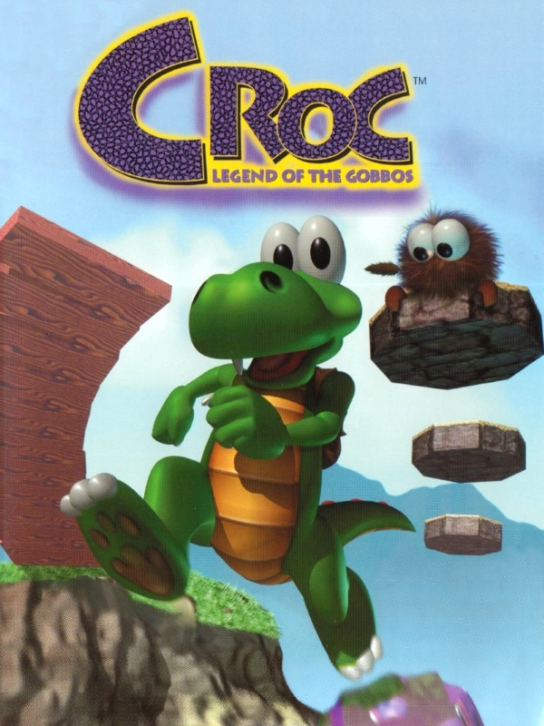 Game: Croc: Legend of the Gobbos