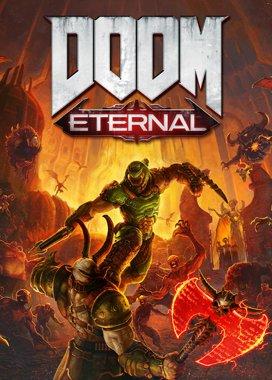 DOOM Eternal Game Cover