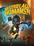 Twitch Streamers Unite - Destroy All Humans! Box Art