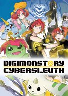 View stats for Digimon Story Cyber Sleuth