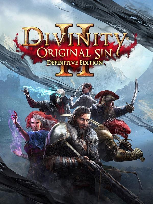 Divinity: Original Sin II - Twitch