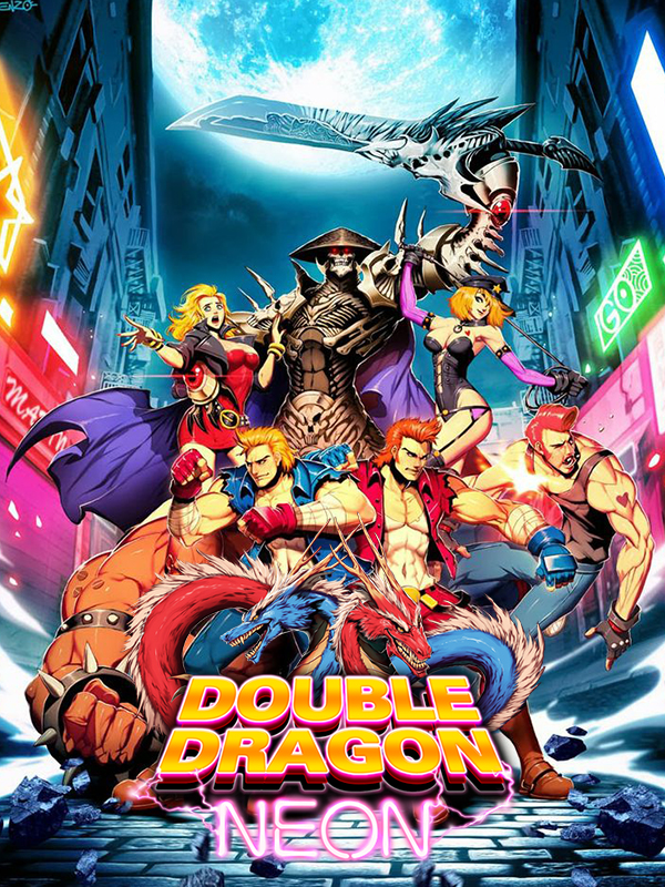 Double Dragon Neon Videos And Highlights Twitch