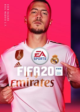 FIFA 20 cover image