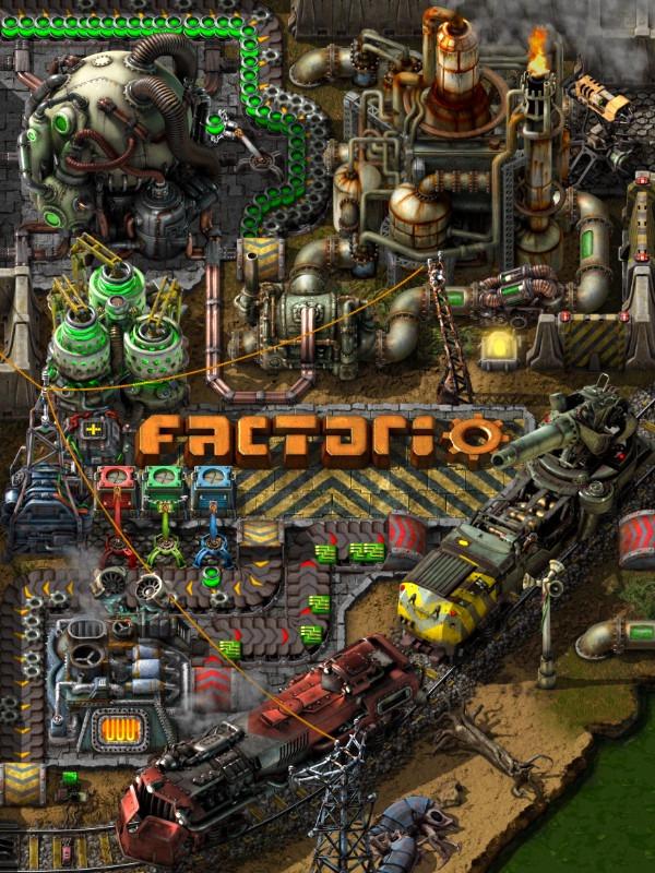 Game: Factorio