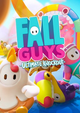 Fall Guys Game Cover