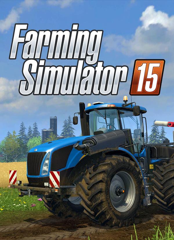Farming Simulator 15 - Twitch