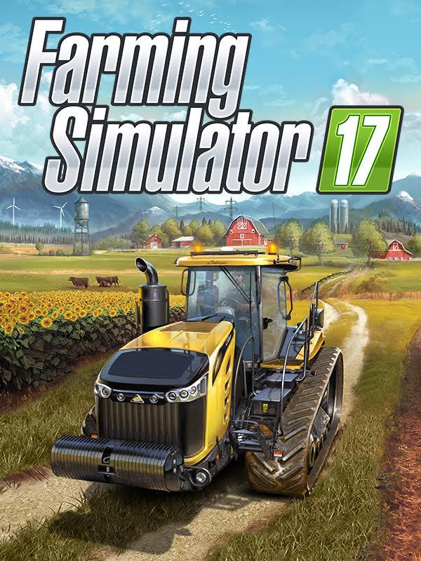 Farming Simulator 17 - Twitch