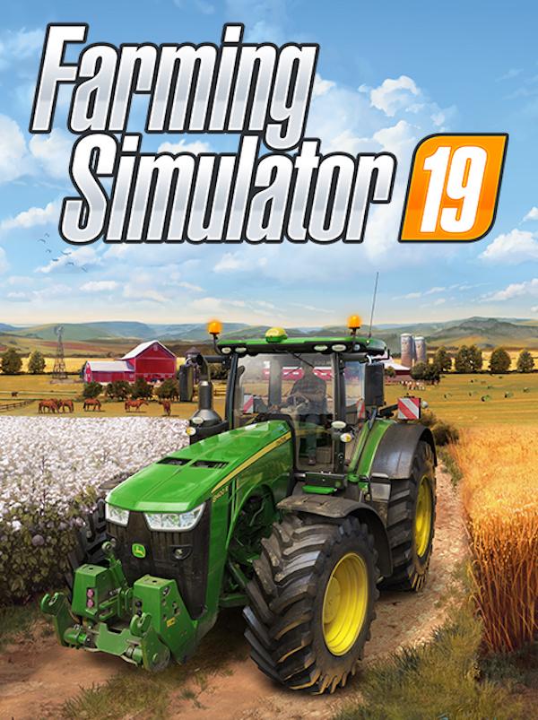 Farming Simulator 19 - Twitch