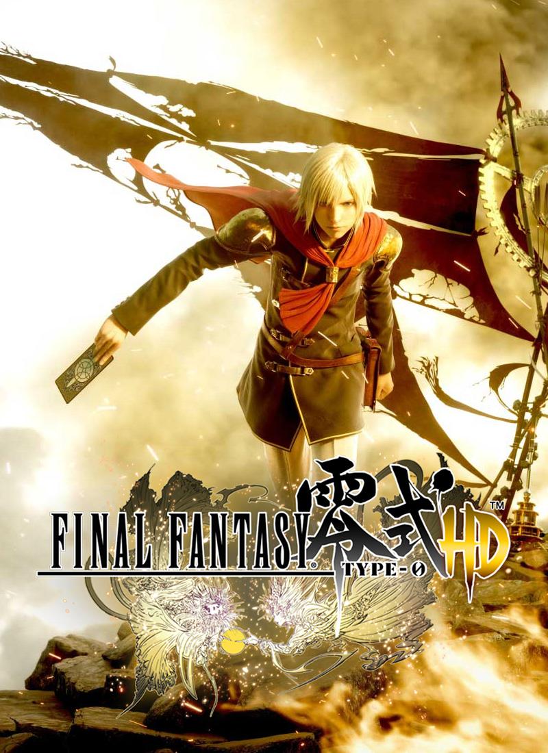 Game: Final Fantasy Type-0 HD