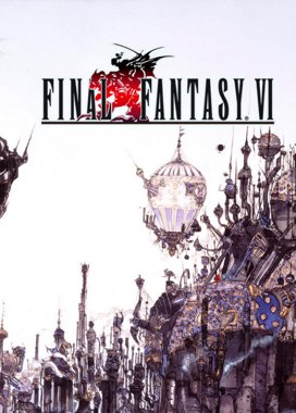 Final Fantasy VI Game Cover