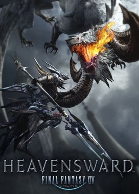 Final Fantasy XIV: Heavensward logo