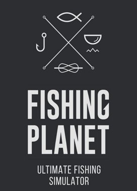 Fishing Planet Game Cover