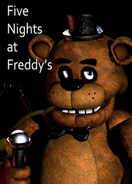 Five Nights at Freddy's Game Cover