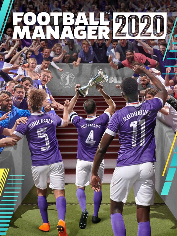 Football Manager 2020 - Twitch
