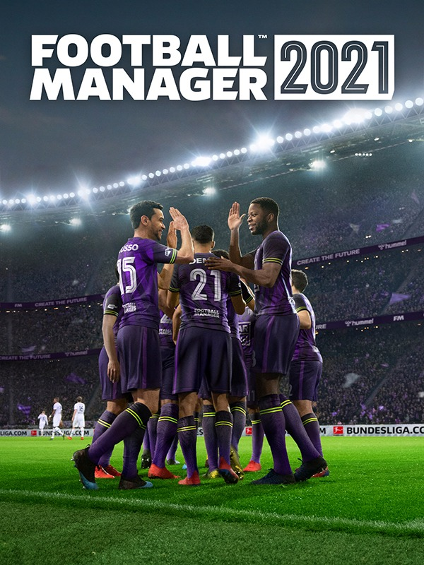 Football Manager 2021 - Twitch