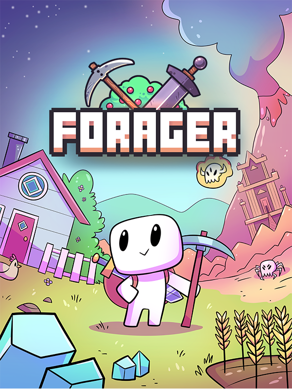 Game: Forager