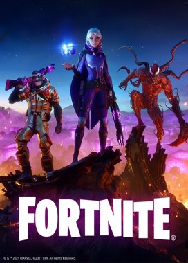 Fortnite box art