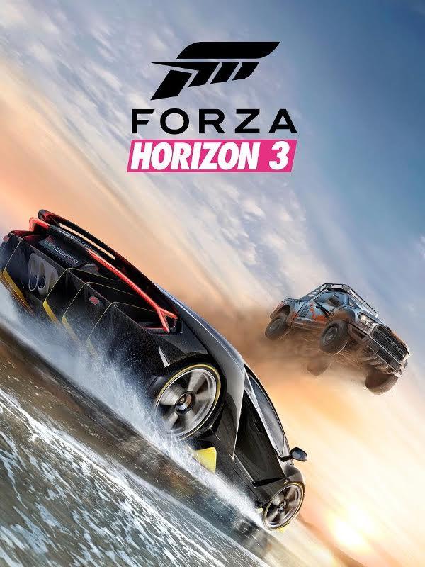 Game: Forza Horizon 3