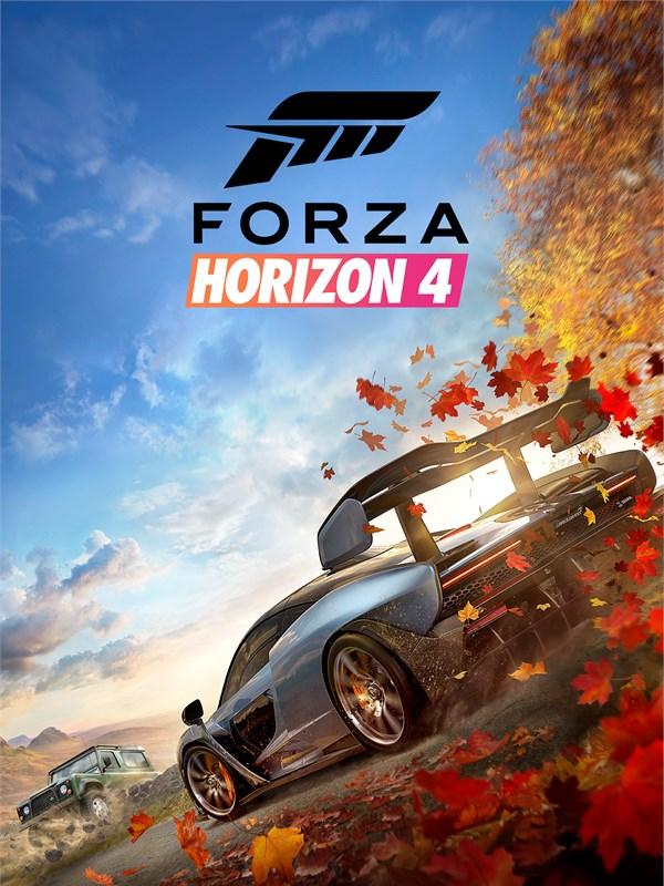 Forza Horizon 4 - Twitch