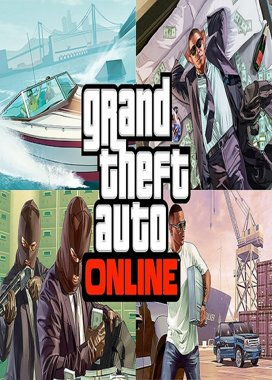 GTA Online Game Cover