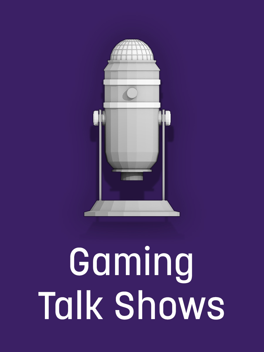 Gaming Talk Shows