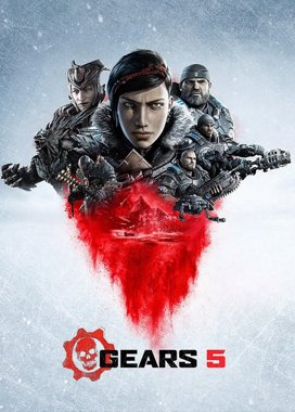Gears 5 Game Cover