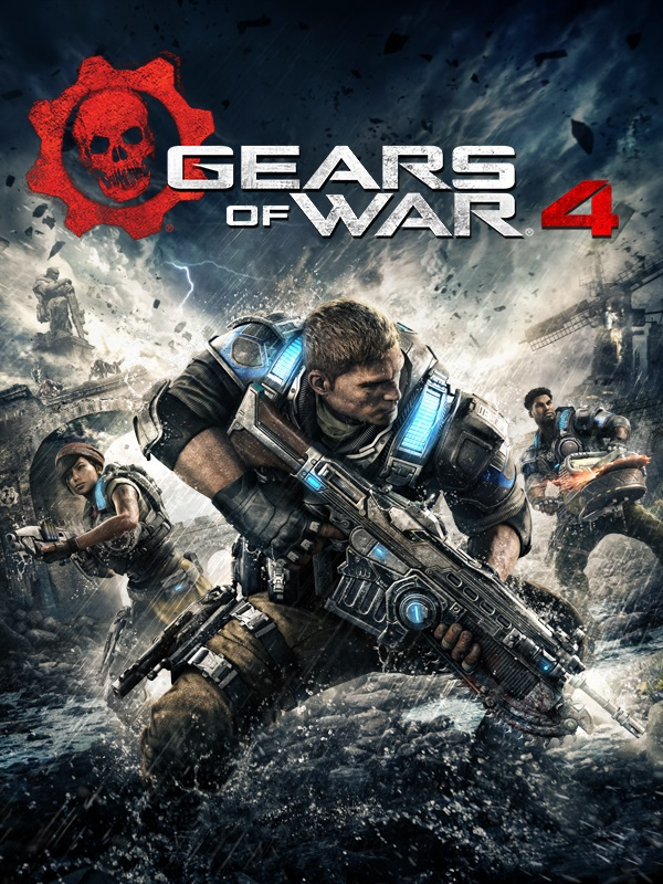 Gears of War 4 - Twitch