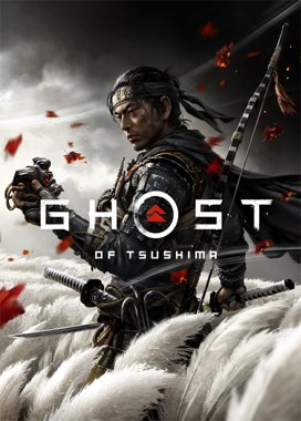 Ghost of Tsushima Game Cover