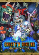 View stats for Ghosts 'n Goblins Resurrection