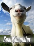 Twitch Streamers Unite - Goat Simulator Box Art