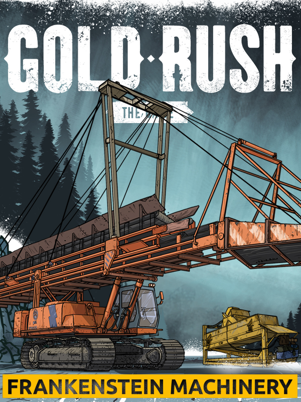 Game: Gold Rush: The Game