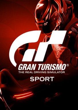 Gran Turismo Sport Game Cover