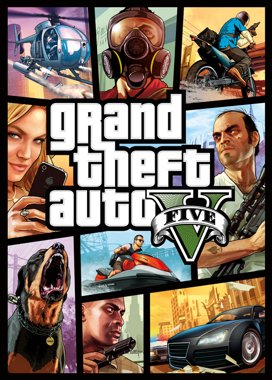 Grand Theft Auto V cover image