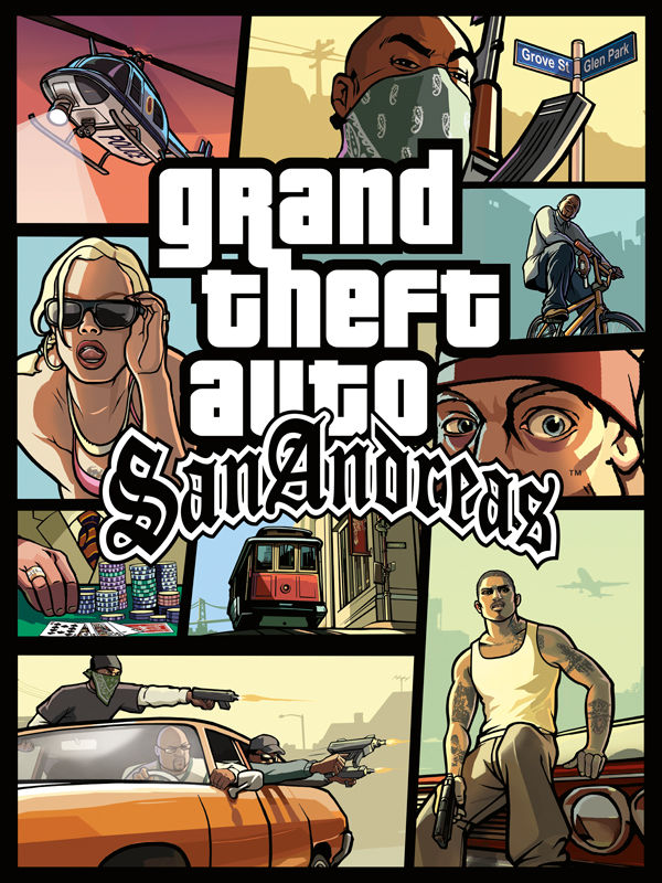 Grand Theft Auto: San Andreas - Twitch