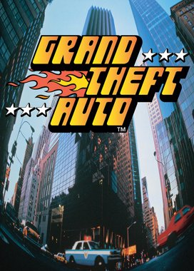 Grand Theft Auto Game Cover