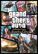 View stats for Grand Theft Auto: Episodes from Liberty City