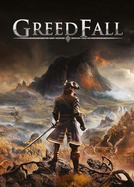 Box art hry GreedFall
