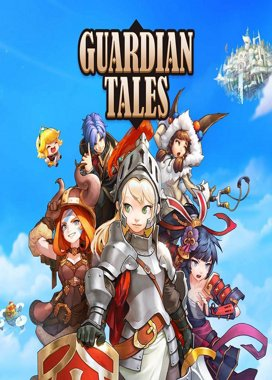 Guardian Tales Game Cover