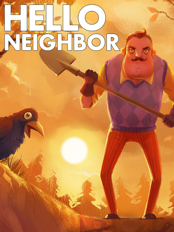 Hello Neighbor (2017) PC | RePack от R.G. Механики