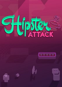 Hipster Attack