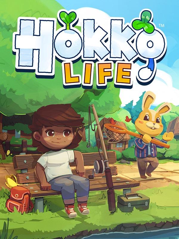 Poster. Hokko Life